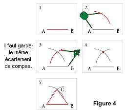 comment construire un triangle rectangle